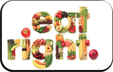 Best healthy food habits