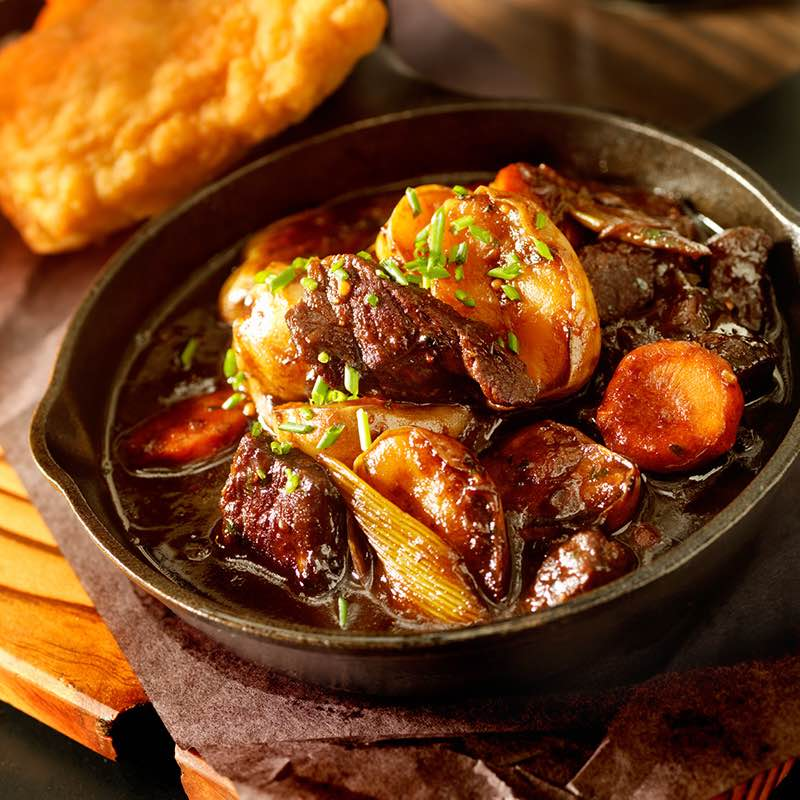 Recipe for Beef and Ale Stew