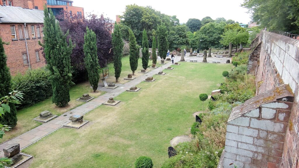 Roman Ruins in Chester You cannot Miss