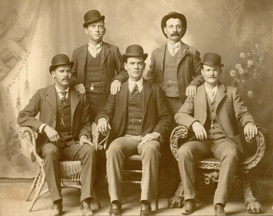Old Western Fashion Details