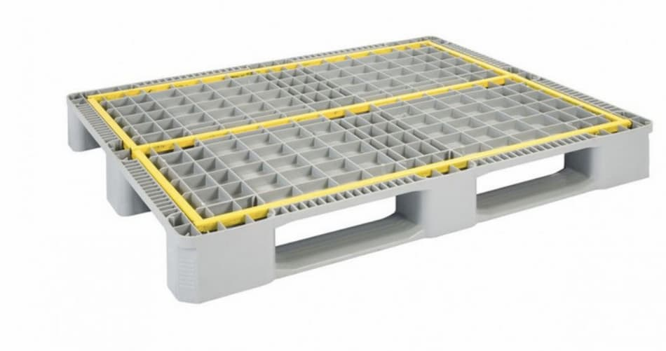 Plastic Pallets As an Alternative to Heat-Treated Platforms