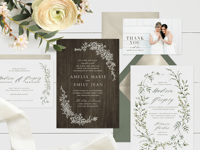 5 Tips for Successful Wedding Invitations Printing
