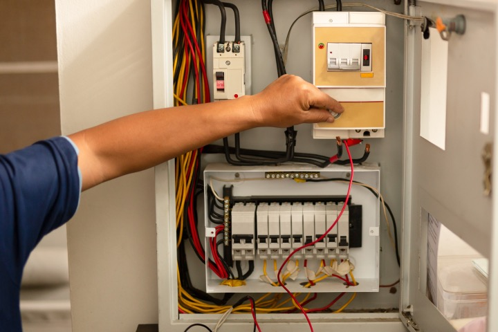 Suitable Electrical Panels and Switches